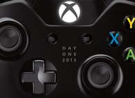 Xbox One Day One controller