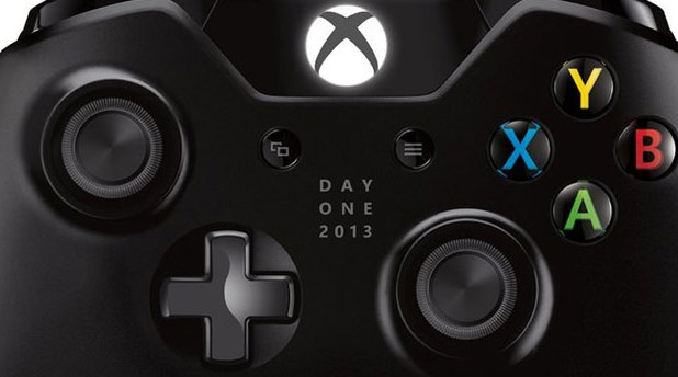 Xbox One (Console) Screenshot - Xbox One Day One controller