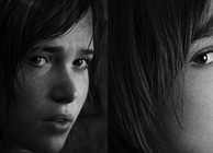 Ellen Page as Ellie in The Last of Us