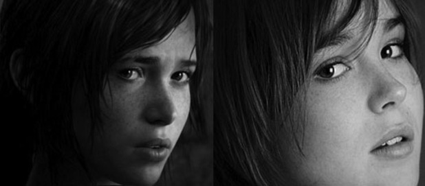The Last of Us Screenshot - Ellen Page as Ellie in The Last of Us