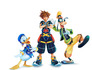 Kingdom Hearts 3 - Sora, Donald, and Goofy