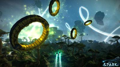 Project Spark Screenshot - Flying Game