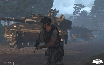 Arma 3 Screenshot - Arma 3 beta