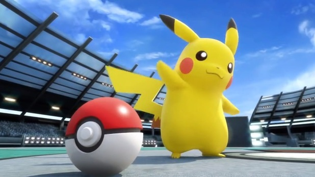 Super Smash Bros. for 3DS / Wii U Screenshot - Super Smash Bros. Pikachu