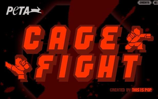 Culture Screenshot - Cage Fight PETA