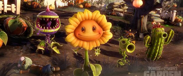 Plants vs. Zombies: Garden Warfare - Feature