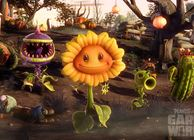 The Plants vs. Zombies crew