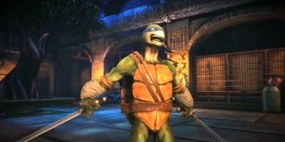 TMNT Out of the Shadows Leonardo