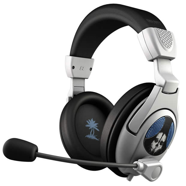 Turtle Beach Call of Duty: Ghosts Ear Force Shadow