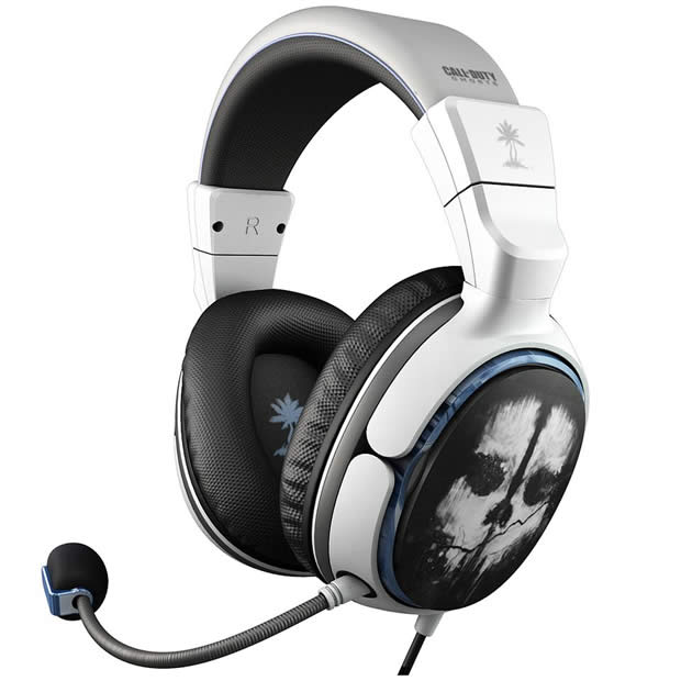 Turtle Beach Call of Duty: Ghosts Ear Force Spectre headset