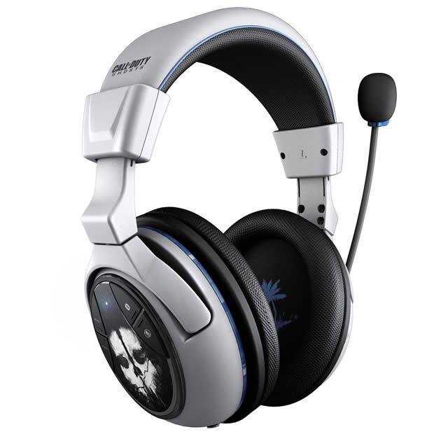 Turtle Beach Call of Duty: Ghosts Phantom wireless headset