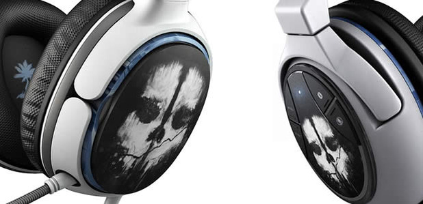 Call of Duty: Ghosts Screenshot - Turtle Beach Call of Duty: Ghosts headsets