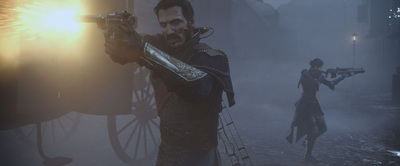 The Order: 1886 Screenshot - The Order: 1886
