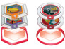 PDP Disney Infinity power disc capsule stackers