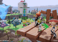 Disney Infinity Toy Box Syndrome Buzz and Jessie