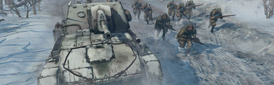 Company of Heroes 2 Screenshot - Company of Heroes feature