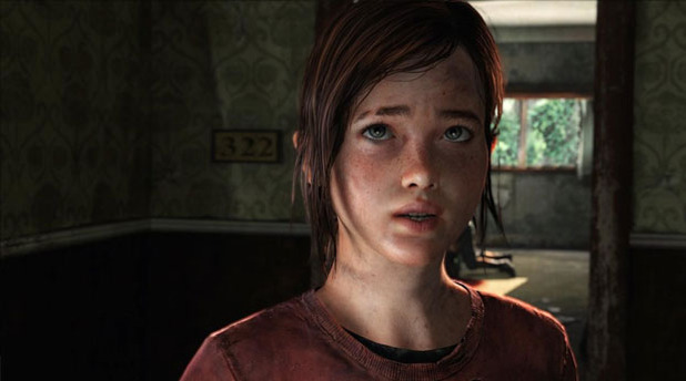 The Last of Us Screenshot - Ellie The Last of Us