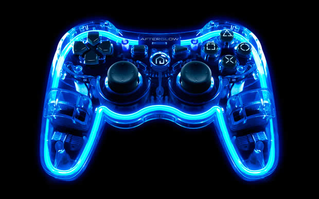 PDP Afterglow 10th Anniversary PS3 controller