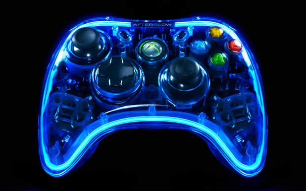 Gear & Gadgets Screenshot - PDP Afterglow 10th Anniversary Xbox 360 Controller
