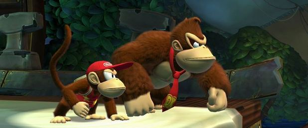 Donkey Kong: Tropical Freeze - Feature