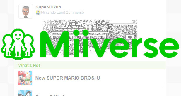Wii U Screenshot - Miiverse