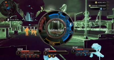 The Bureau XCOM Declassified Battle Focus