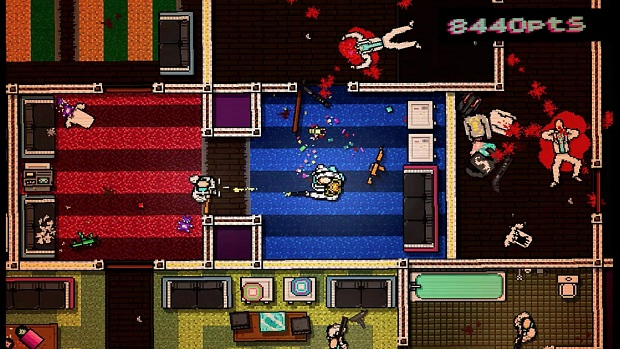 Hotline Miami - PS3 - 3