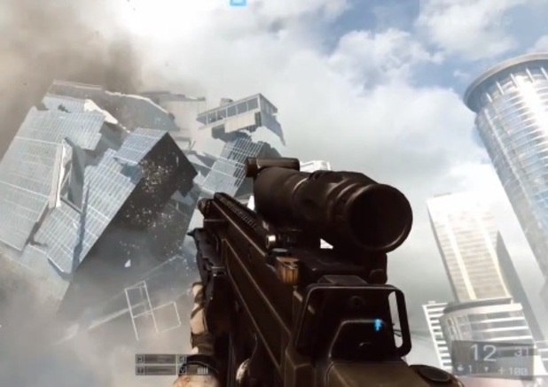 Battlefield 4 Screenshot - Battlefield 4 Levolution