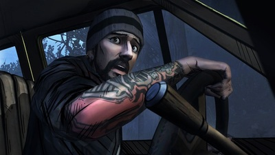 The Walking Dead Screenshot - The Walking Dead: 400 Days