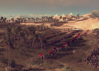 Rome 2 Total War Nile Panoramic