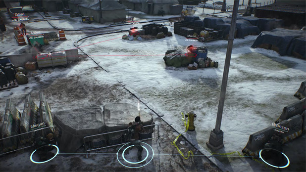 The Division Screenshot - Tom Clancy's The Division combat