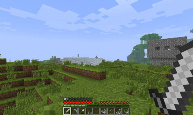 Minecraft Screenshot - Minecraft
