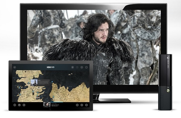 Xbox SmartGlass Game of Thrones
