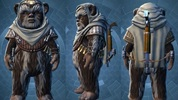 Ewok companion Treek, Star Wars: The Old Republic