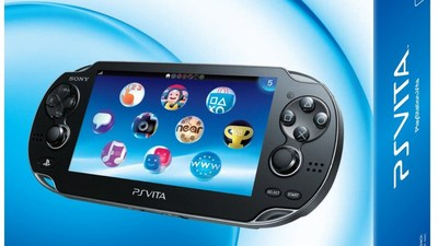 PS Vita Screenshot - PS Vita 3G Box