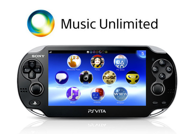 PS Vita Music Unlimited