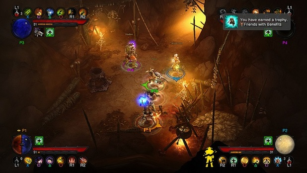 Diablo III Screenshot - Diablo 3 on PlayStation