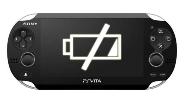 PS Vita Screenshot - PS Vita Battery