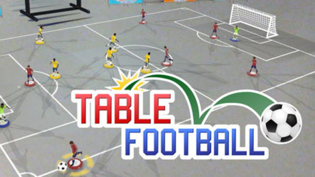 PS Vita Table Football