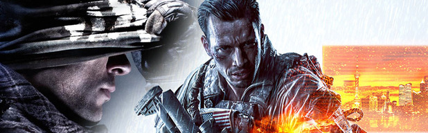 Call of Duty: Ghosts Battlefield 4