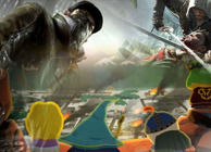 Ubisoft - Assassin's Creed 4, Watch Dogs, South Park