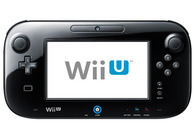 Wii U Black Gamepad
