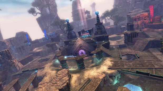 Guild Wars 2 Screenshot - Guild Wars 2 Bazaar of the Four Winds