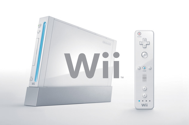 Wii Screenshot - White Nintendo