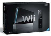 Nintendo Wii Black Box