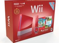 Special Edition Red Wii