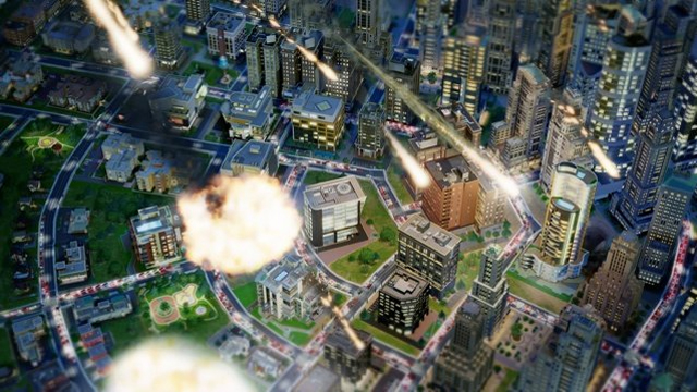 The launch of EA's SimCity was a disaster.