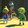 The Legend of Zelda: The Wind Waker Screenshot - Wind Waker HD