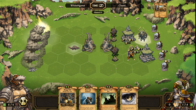 Scrolls, The Next Big Collectable Card Game?