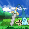 Pokémon X and Pokémon Y Screenshot - Honedge